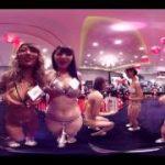 海外アダルトイベントの日本人コンパニオンVR動画 AVN Adult Entertainment Show